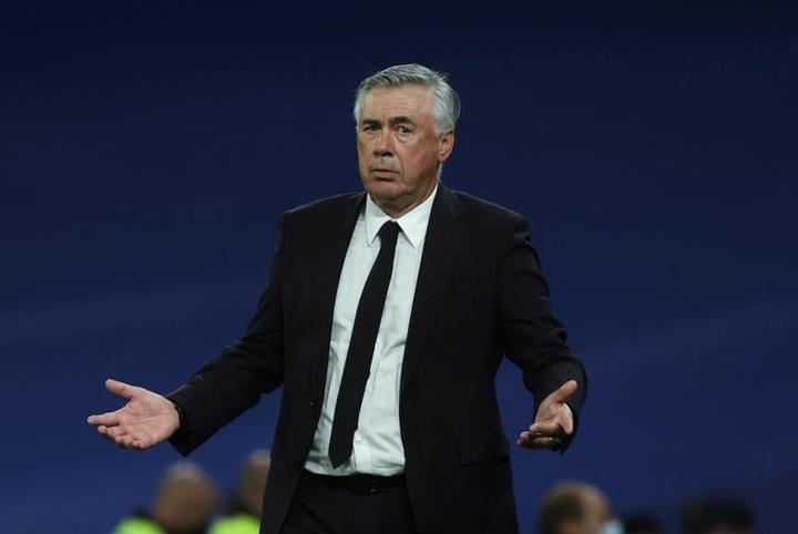 Ancelotti hizo autocrítica. EFE
