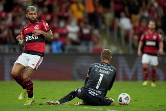 Flamengo busca alcanzar la final de la Libertadores. EFE