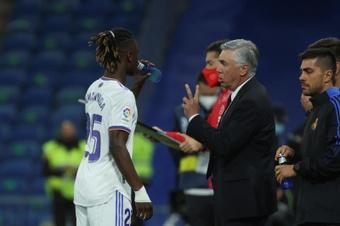 Por primera vez, el Madrid y el Sheriff se ven las caras. EFE
