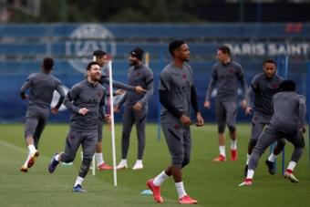 Pochettino dijo que Messi podría jugar ante el City. EFE