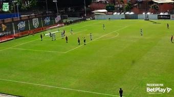 Atletico Nacional beat Envigado 2-0 in a friendly. DUGOUT