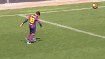Barcelona B had another fantastic season in front of goal. DUGOUT