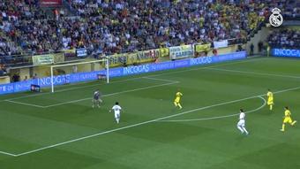 Real Madrid plays Villarreal on Saturday 25th September. DUGOUT