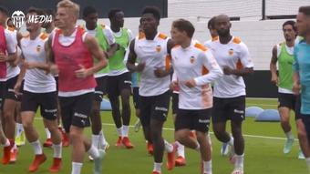 VÍDEO: así preparó el Valencia su compromiso ante el Athletic. DUGOUT