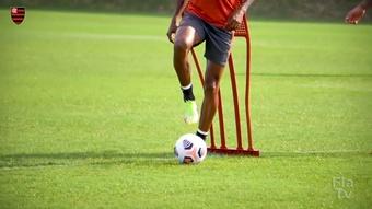 Flamengo intensifica treinos antes de semi da Libertadores. DUGOUT
