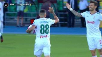 Best goals of week 3 in the Russian Premier League. DUGOUT