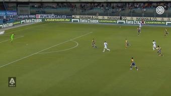 L'Inter vince con Correa e Lautaro. Dugout