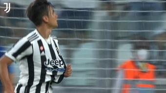 Dybala, Bernardeschi e Morata stendono l'Atalanta in amichevole. Dugout