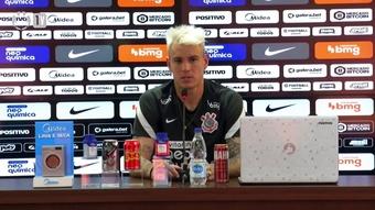 Roger Guedes vê Corinthians incomodando no campeonato. DUGOUT
