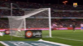 VÍDEO: Xavi Hernández, una leyenda del Barça. DUGOUT