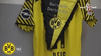 El Borussia ganó su primer amistoso de pretemporada. DUGOUT