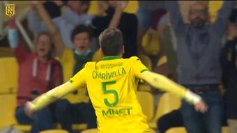 Le superbe premier but de Pedro Chirivella avec Nantes. Dugout
