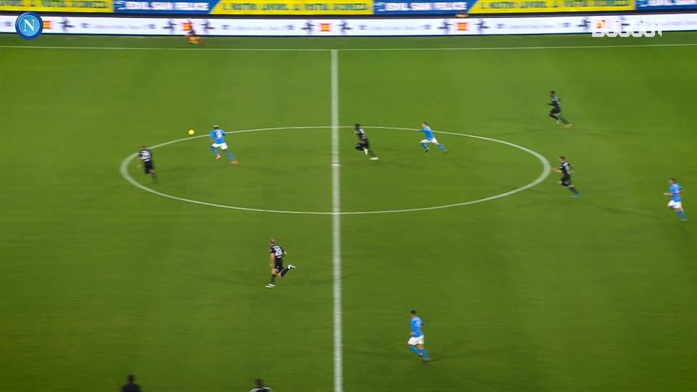 Osimhen has had a fantastic season with Napoli. DUGOUT