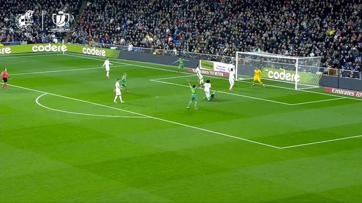 La Real superó al Madrid por 3-4 en la Copa. DUGOUT
