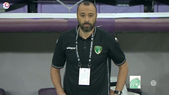 Al-Ain took home the points against Emirates. DUGOUT
