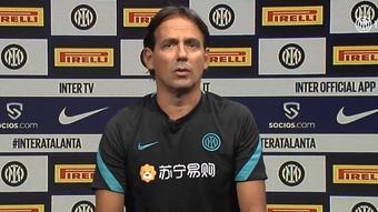 Le parole di Inzaghi sul pre partita contro l'Atalanta. Dugout