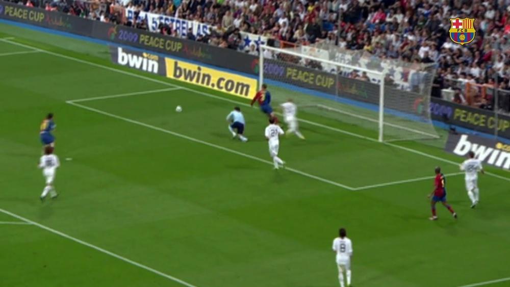 Melhores momentos de Piqué pelo Barcelona. DUGOUT