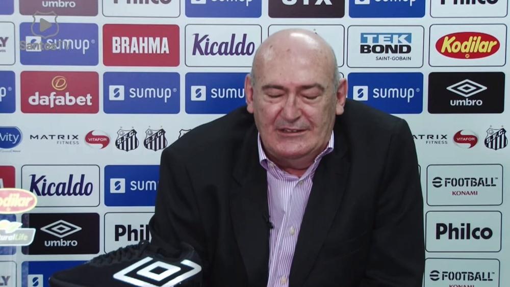 Rueda comenta decisão dos clubes de adiar retorno do público ao estádio no Brasileirão.