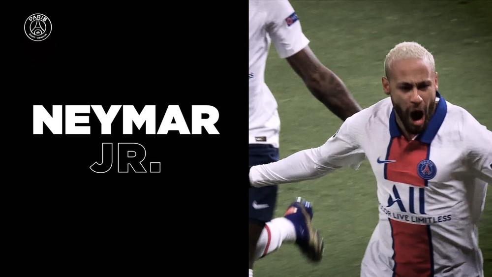 Neymar e Mbappé sublinharam a amizade entre os dois.
