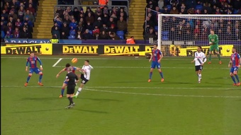 Tottenham have scored some great goals v Palace. DUGOUT
