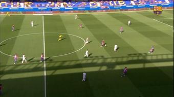 El Barcelona Femenino arrasó a la Juve en el Joan Gamper. Dugout