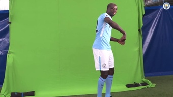 The best of Benjamin Mendy at Manchester City. DUGOUT