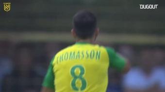 Nantes won at Strasbourg back in 2017. DUGOUT