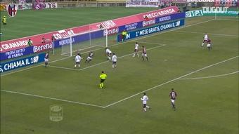 Gli ultimi gol casalinghi del Bologna contro il Toro. Dugout