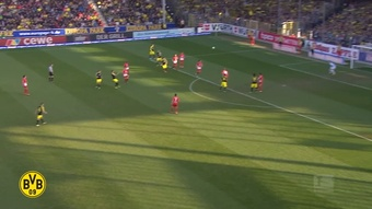 Dortmund have scored some brilliant goals against Freiburg over the years. DUGOUT