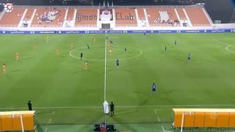 Ajman got themselves a 3-0 victory over Al-Nasr. DUGOUT