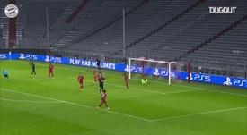 Le parate di Neuer contro il Salisburgo. Dugout