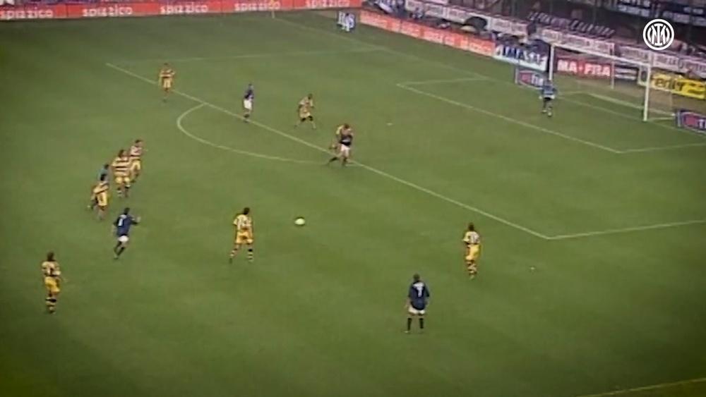 I migliori gol di sinistro dell'Inter. Dugout