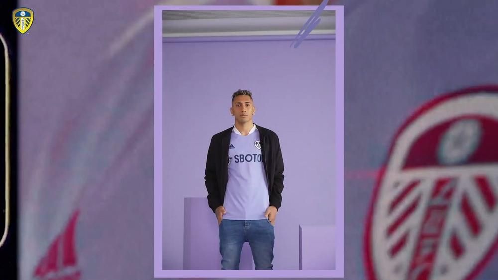 Leeds United lança terceiro uniforme para temporada 2021/22. DUGOUT