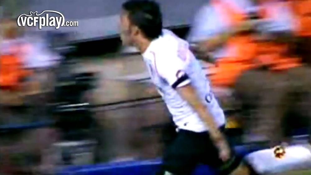 Mestalla fue una pesadilla para el Madrid en la 2008-09. DUGOUT