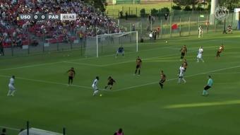Il gol di Hakimi lancia il PSG contro l'US Orleans. Dugout