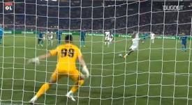 Memphis Depay has been a regular goalscorer for Lyon in the Champions League. DUGOUT