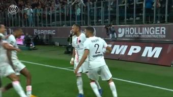 El PSG volvió a ganar sobre la bocina. Dugout