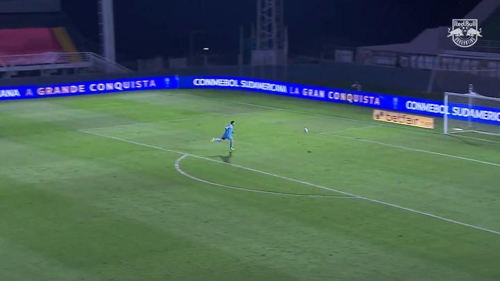 Red Bull Bragantino vence o Rosario e avança na Sula. DUGOUT