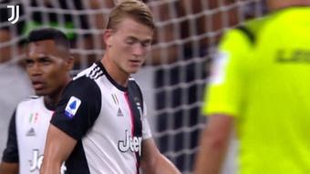 The best of de Ligt at Juventus. DUGOUT
