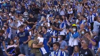 Pepê marca, e Porto atropela o Moreirense no Estádio do Dragão. DUGOUT