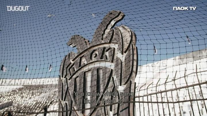 PAOK celebrate their 95th birthday! DUGOUT