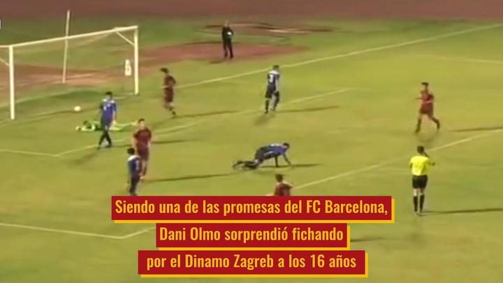 Dani Olmo es uno de los jugadores españoles con más proyección del momento. DUGOUT
