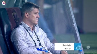 Baniyas got an equaliser in the 90th minute. DUGOUT