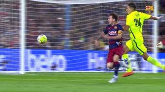 VÍDEO: así liquidó Messi al Levante en la 2015-16. DUGOUT