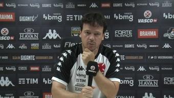 Diniz lamenta empates com CRB e Cruzeiro. DUGOUT