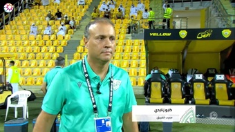 Al Wasl and Khorfakkan played out a 1-1 draw. DUGOUT