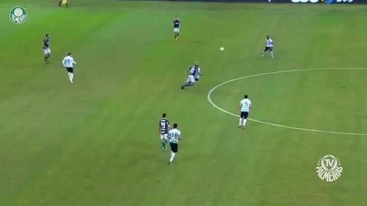 Le meilleur de Felipe Melo avec Palmeiras. Dugout