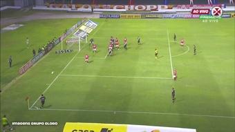Gols de CRB 1X1 Vasco pela 24ª rodada da Série B 2021. DUGOUT