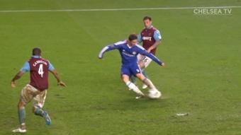 Fernando Torres best goals for the Blues. DUGOUT