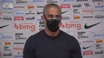 Sylvinho comenta situação de Renato Augusto. DUGOUT
